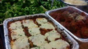 Lasagna Meatballs