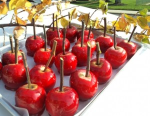 Candy Apples - Event Catering NJ