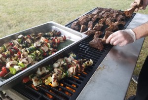 Kebabs Ribs Grill - BBQ Event Catering