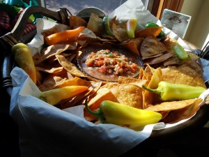 Chips Salsa - Corporate Catering Service NJ