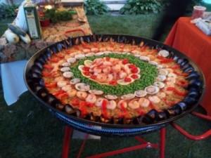 Paella - Avon Event Catering