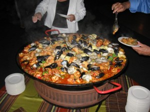 Paella Pan - Corporate Event Catering Service New Jersey