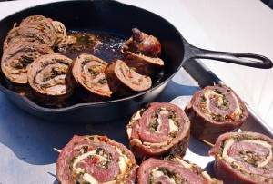 Beef Roulade Cast Iron