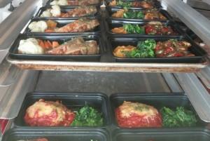 Meals  Turkloaf & Stffpepp