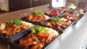 Teriyaki Chicken Veg Brown Rice